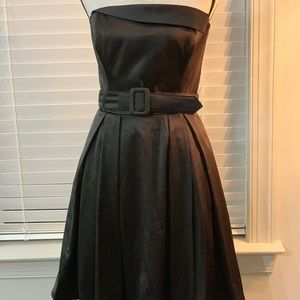 White House Black Market Strapless Dress